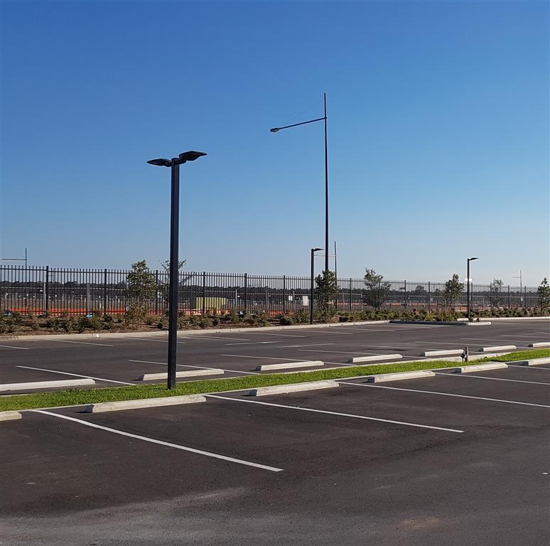 Precast Concrete Wheel Stops : M precast concrete wheel stops for cars
