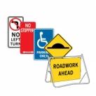 Road & Car Park Signs