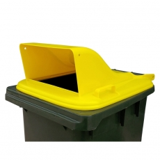 Wheelie Bin Dome Tops