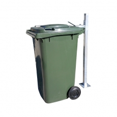 Wheelie Bin Post Locks