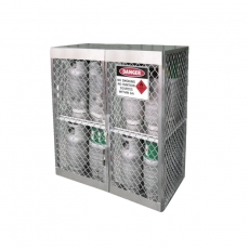 Gas Bottle & Aerosol Can Cages