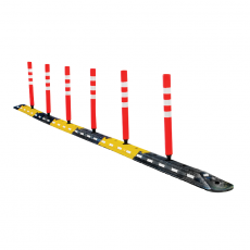 Lane Dividers and Markers