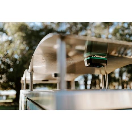 Athens Bin Enclosure Including Smartsensor