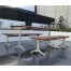 London Setting with Benches – Merbau Hardwood